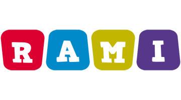 Rami kiddo logo