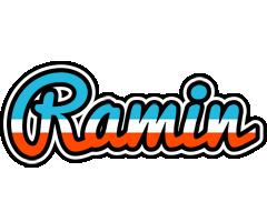 Ramin america logo