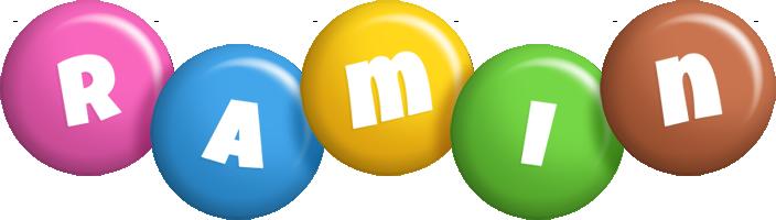Ramin candy logo