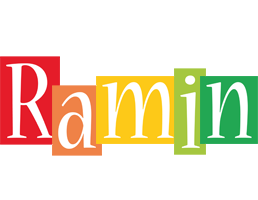 Ramin colors logo
