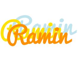 Ramin energy logo
