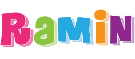 Ramin friday logo