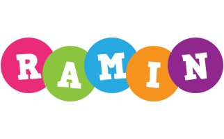 Ramin friends logo