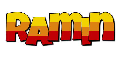 Ramin jungle logo