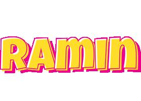 Ramin kaboom logo