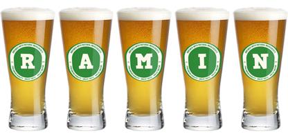 Ramin lager logo