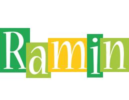 Ramin lemonade logo