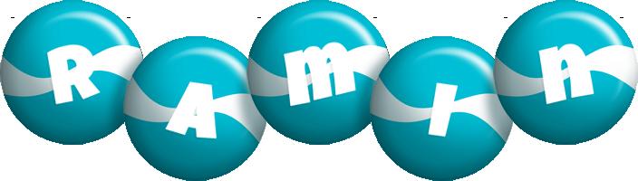 Ramin messi logo