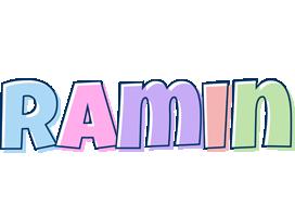 Ramin pastel logo