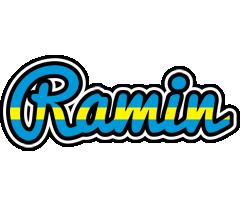 Ramin sweden logo