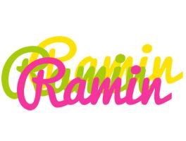 Ramin sweets logo