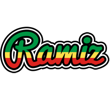 Ramiz african logo