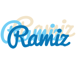 Ramiz breeze logo