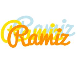 Ramiz energy logo
