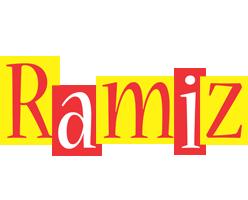 Ramiz errors logo