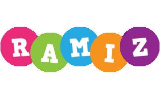 Ramiz friends logo