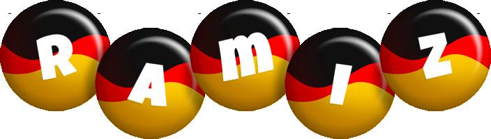 Ramiz german logo