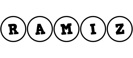 Ramiz handy logo