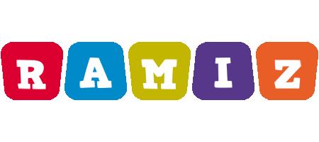 Ramiz kiddo logo