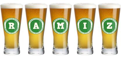 Ramiz lager logo