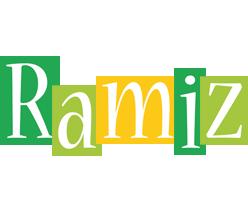 Ramiz lemonade logo