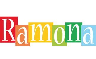Ramona colors logo