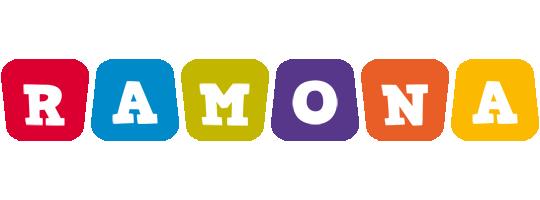 Ramona kiddo logo