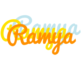 Ramya energy logo