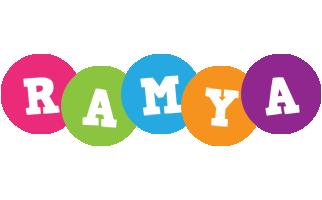 Ramya friends logo