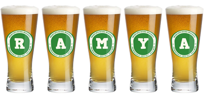 Ramya lager logo