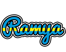 Ramya sweden logo
