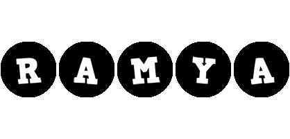 Ramya tools logo