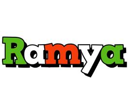 Ramya venezia logo