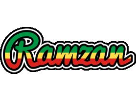 Ramzan african logo