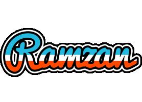 Ramzan america logo