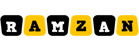 Ramzan boots logo