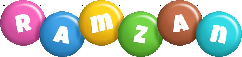 Ramzan candy logo
