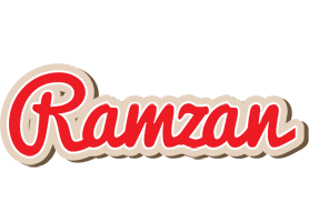 Ramzan chocolate logo