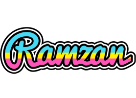 Ramzan circus logo
