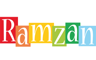 Ramzan colors logo