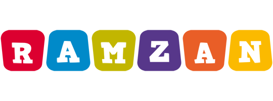 Ramzan kiddo logo