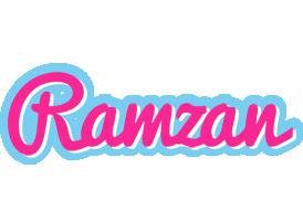 Ramzan popstar logo