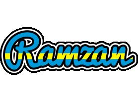 Ramzan sweden logo