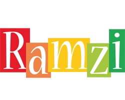 Ramzi colors logo