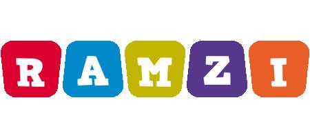 Ramzi kiddo logo