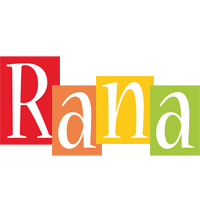 Rana colors logo