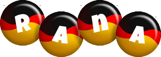 Rana german logo