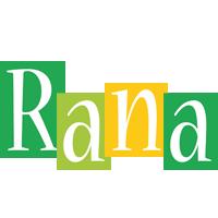 Rana lemonade logo