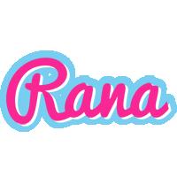 Rana popstar logo