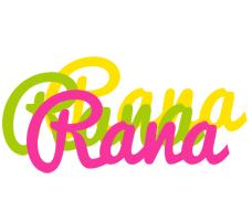 Rana sweets logo